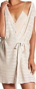 Zadiga & Viltaire Marty pointelle crl dress small